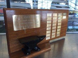 Black Anvil Trophy - High Point Junior Team